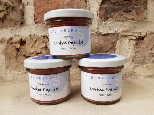 Steenberg Organic Smoked Paprika
