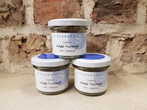 Steenbergs Organic Whole Nutmeg