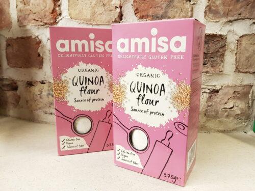 Amisa Quinoa Flour