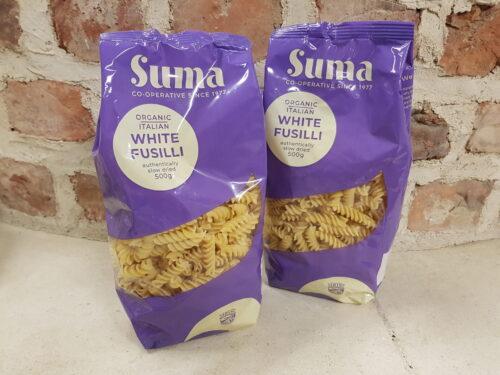 Suma Organic White Fusilli