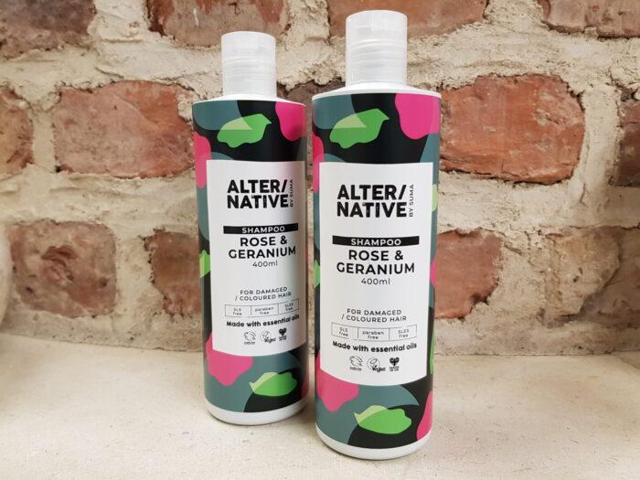 Alternative Rose & Geranium Shampoo