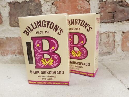 Billingtons Dark Muscovado Sugar