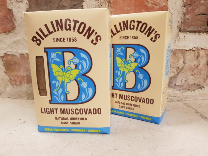 Billingtons Light Muscovado Sugar