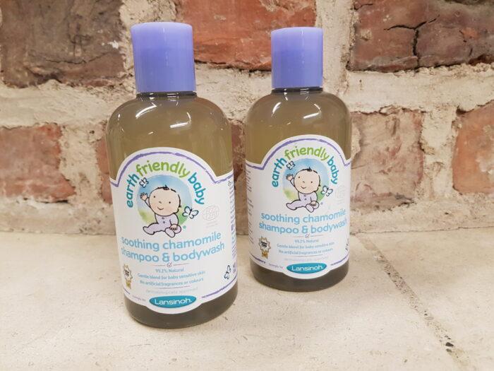 Earth Friendly Baby Bodywash & Shampoo