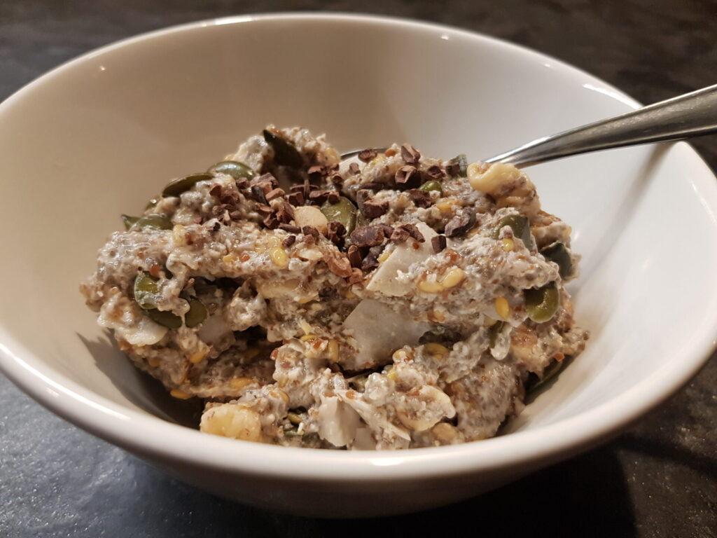 Powerhouse Paleo Porridge Recipe