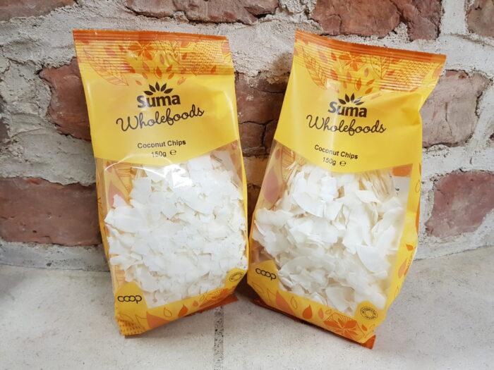 Suma Coconut Chips 150g