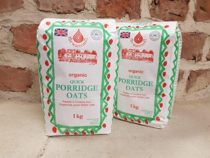 The Watermill Porridge Oats 1kg