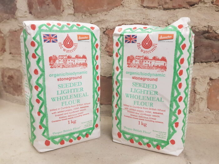 The Watermill Seeded Lighter Wholemeal 1kg