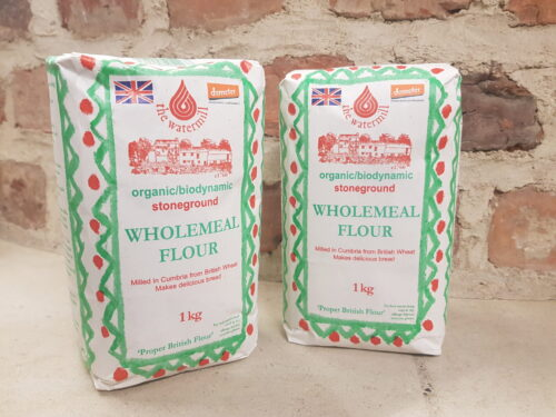 The Watermill Wholemeal Flour 1kg