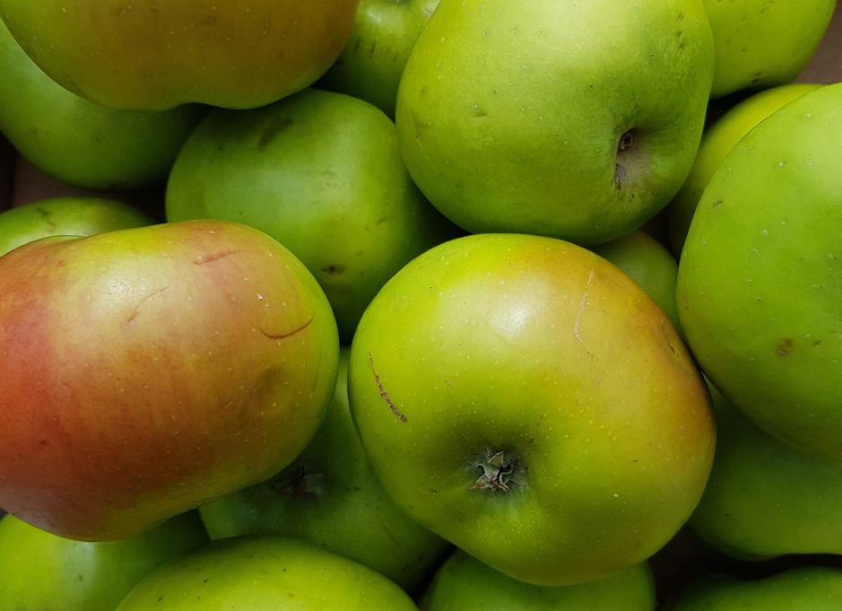5 Organic Apple Recipes