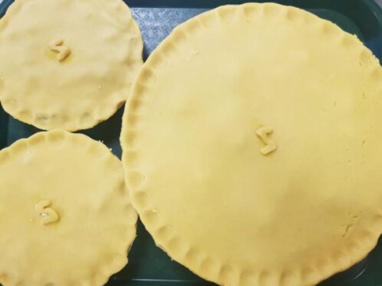 Organic Pie Recipes