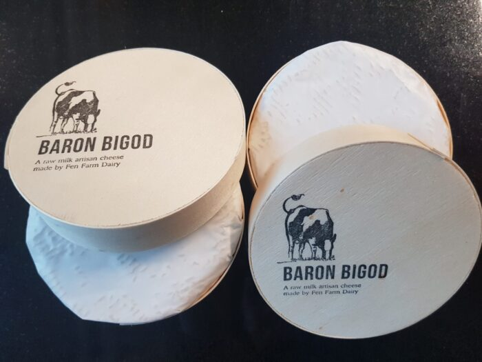 Baron Bigod Truckle