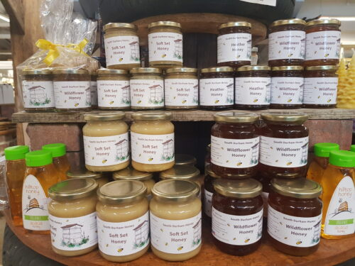 Preserves and Honey